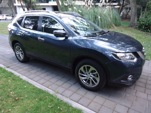nissan x-trail exclusive limited 2015 (nueva)