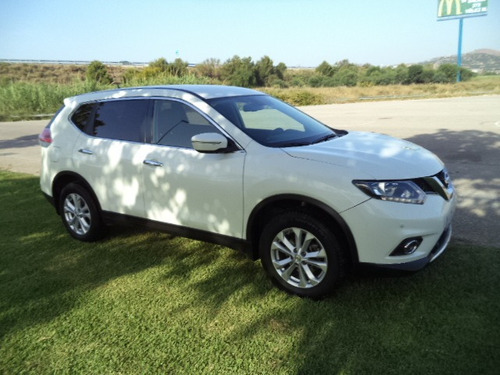 nissan x-trail full exclusive 2016-2017