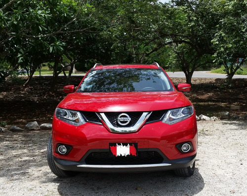 nissan x trail impecable