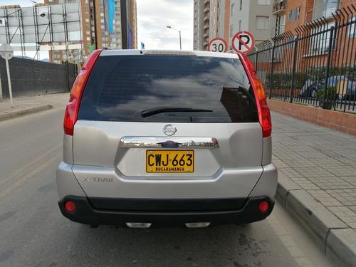 nissan x-trail intelligent aut. 4x4