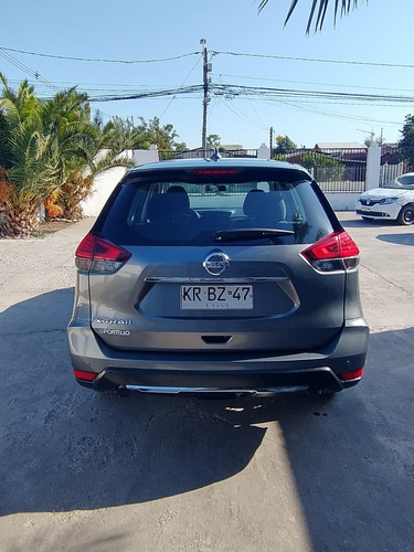 nissan x-trail sense cvt 2.5 aut. año 2018