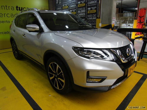 nissan x-trail t32 2.5 exclusive 4x4