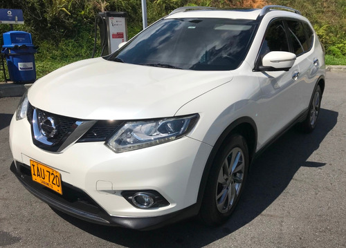 nissan x-trail t32 exclusive 4x4