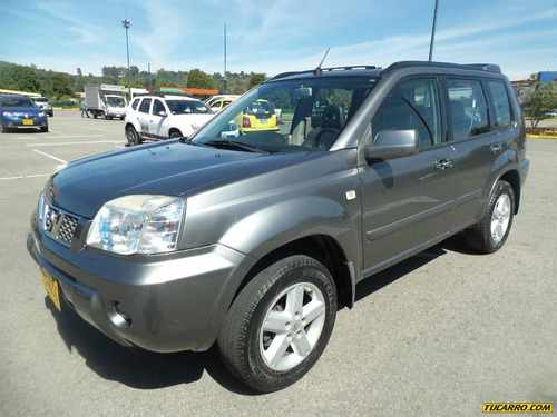 nissan x-trail x at 2.5 fe