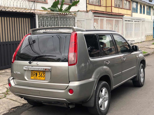 nissan x-trail x ltd