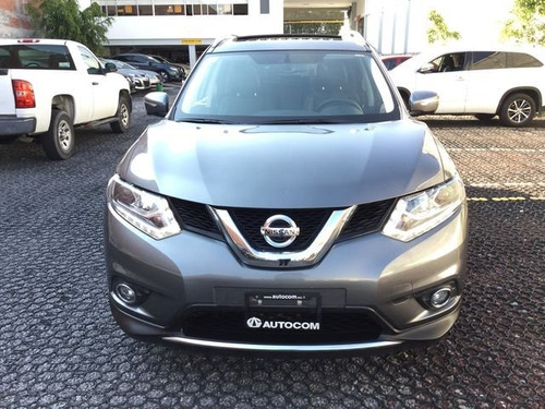 nissan x-trail xtrail 5 pu advance 2 row 2016 seminuevos