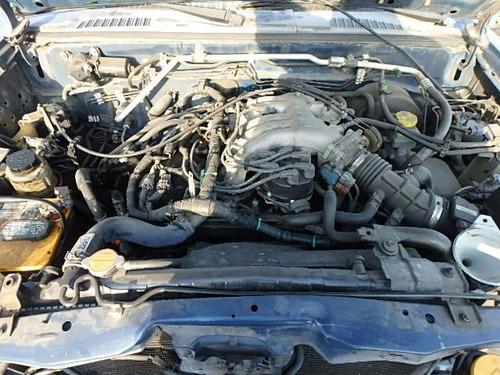 nissan xterra 03 motor 3.3 desarmo autopartes transmision