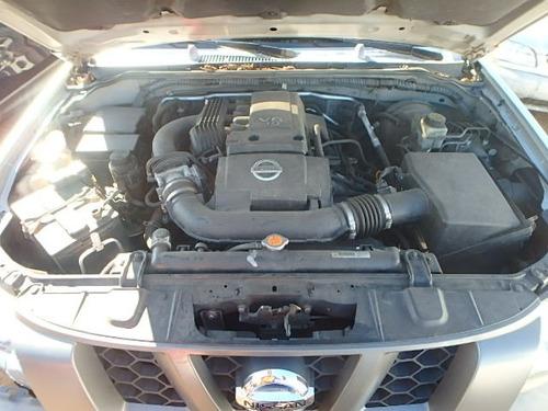 nissan xterra 06 motor 4.0 desarmo autopartes transmision