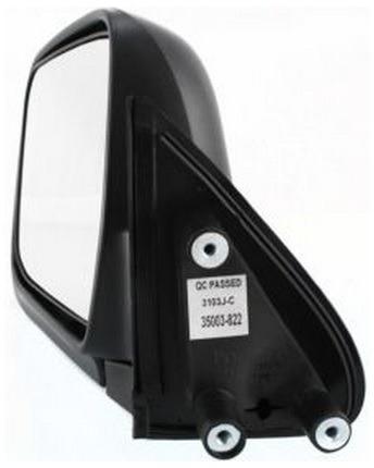nissan xterra 2000 - 2004 espejo izquierdo manual nuevo!!!
