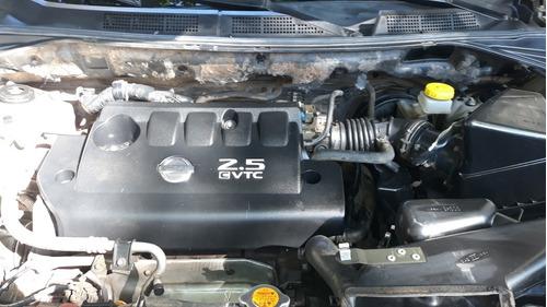 nissan xtrail 2005 4x4 autom. 1 mano full con techo japonesa