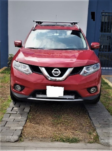 nissan xtrail  4x4 full exclusive año 2017/2018