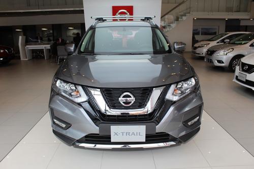 nissan xtrail advance, motor 2.5, modelo 2020,gris 5 puertas