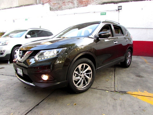 nissan xtrail exclusive 2 row 2015
