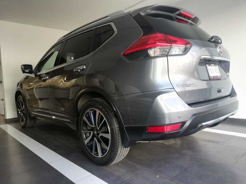 nissan xtrail exclusive 2 row 2018