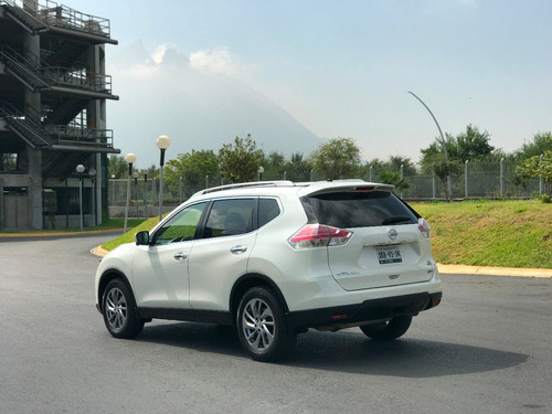 nissan xtrail exclusive 2015