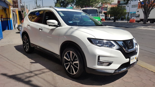 nissan xtrail exclusive 2019