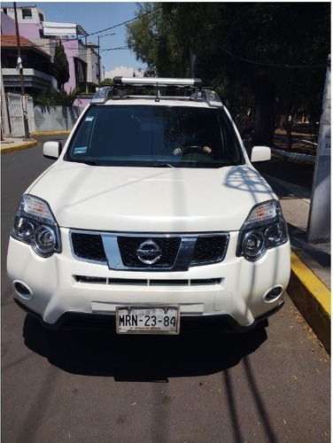 nissan xtrail exclusive cvt 2014