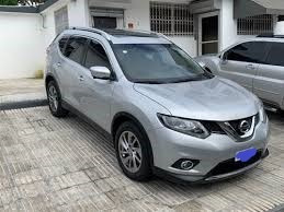 nissan xtrail full exclusive 4x4