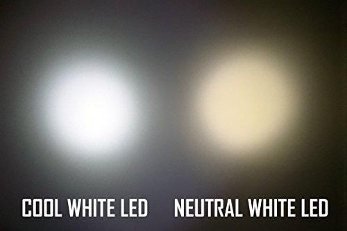 nitecore hc30 blanco neutro 1000 lúmenes compacto cree xm-l2