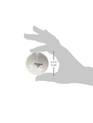 nitro eclipse 12-pack pelotas de golf (colores surtidos)