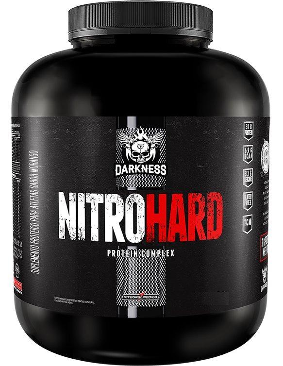 Nitro Hard 2.2kg - Darkness - Integral Médica - Envio Hoje! - R  209 ... 212efedce58cd