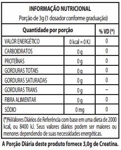 759dbf562 Nitro Hard 900g + Creatina - Darkness - Integral Médica - R  158