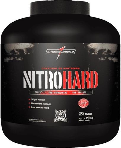 nitro hard morango 1,8kg darkness integralmedica
