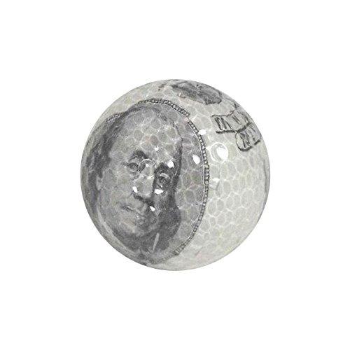 nitro pelotas de golf de la novedad del dinero de visualiza