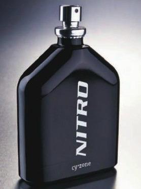 nitro perfume hombre cyzone nuevo sellado garantía total!