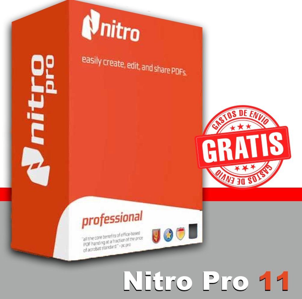 descargar gratis convertidor de pdf a word nitro pro 9