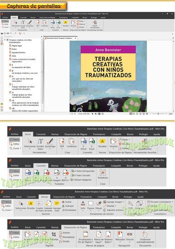 nitro pro 11 crea, edita o convierte pdf word excel 2017
