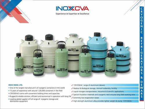 nitrógeno liquido delivery