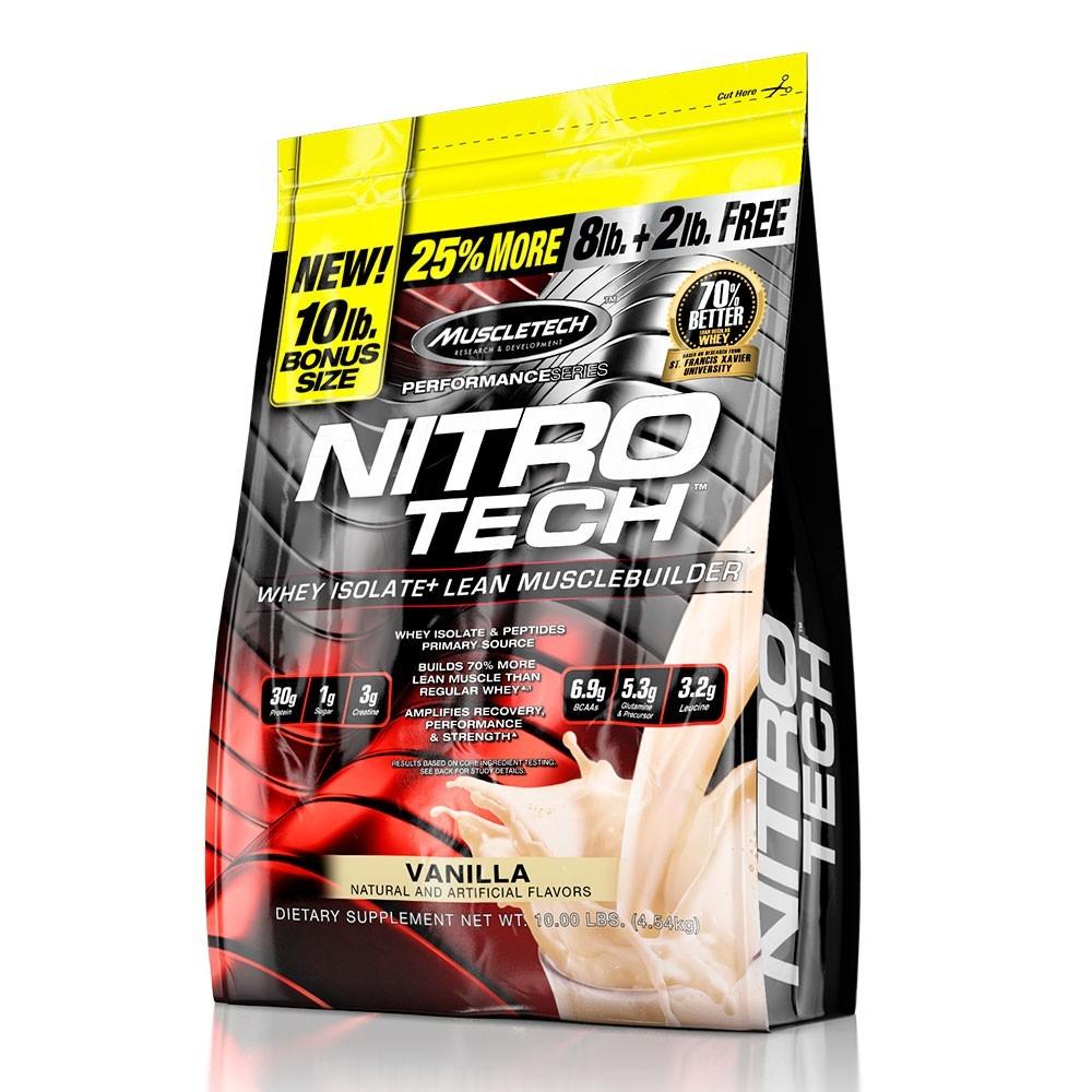 Nitro Tech Suplementos Alimentarios Mercado Libre Ecuador Nitrotech Ripped 4lbs 4 Lbs Muscletech Whey Protein 10 Proteina