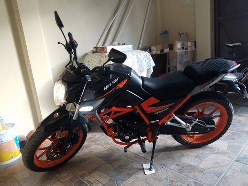 nitrox 200 rt vento motocicleta
