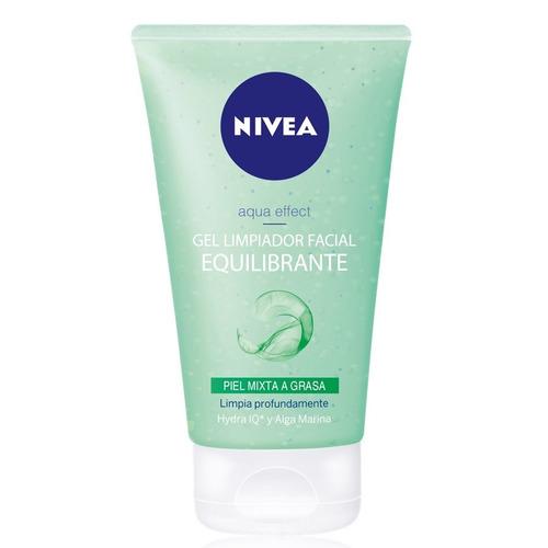 nívea gel limpiador equilibrante para todas las pieles 150ml