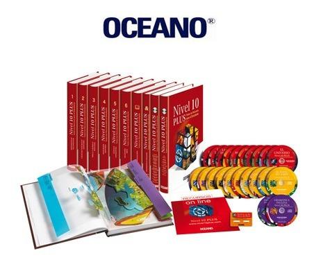 nivel 10 plus -todos los recursos para el estudiante- oceano