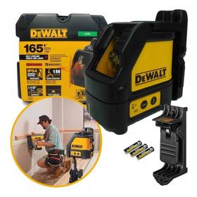 Nível A Laser Automático Dewalt Dw088k 2 Linhas Envio 24hrs