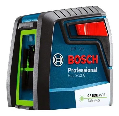 nivel a laser bosch gll 2-12g maquifer