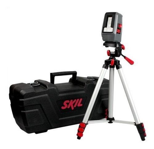 nivel á laser c/ maleta e tripe  skil 0516