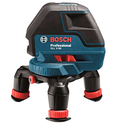 nivel a laser de linhas gll 3-50 p - bosch