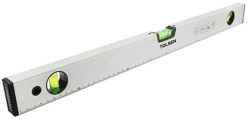 nivel aluminio magnético 30 cms tolsen 35100