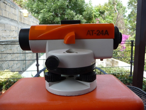 nivel automatico topcon modelo top-jr  at-24a