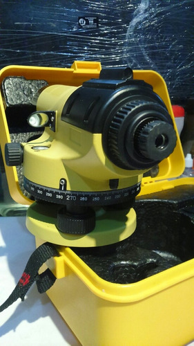 nivel automatico topigrafico geosurv nl-32