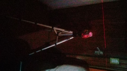 nivel laser 360° einhell nuevo