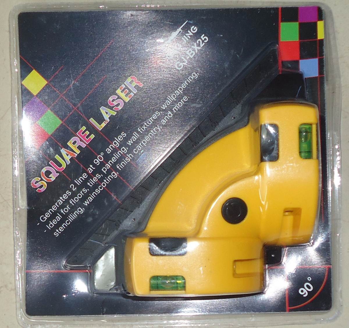 Nivel laser angulo recto 90 grados s 75 s 75 00 en - Nivel laser precios ...