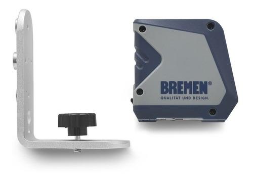 nivel laser autonivelante 2 lineas bremen 7288 + tripode