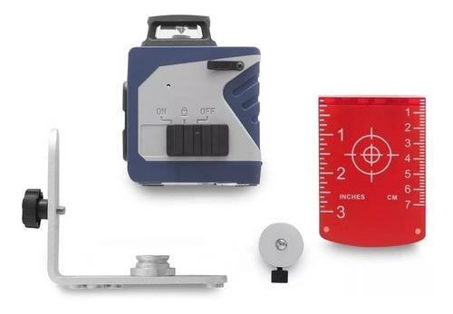 nivel laser autonivelante 360° bremen 7287 + tripode