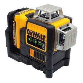 Nivel Laser Autonivelante 360° Lineas Verdes Dewalt Dw089lg