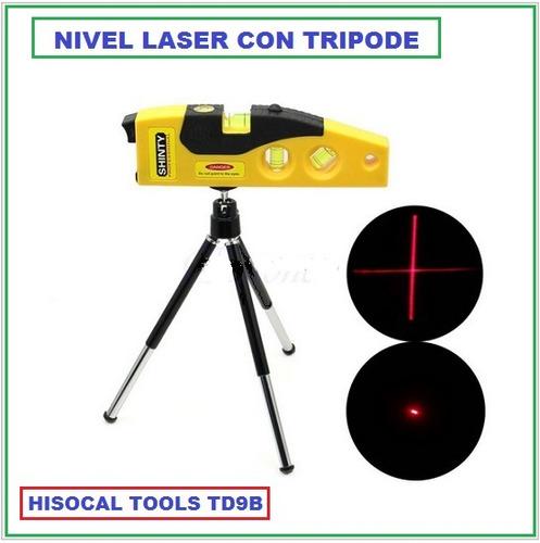 Nivel laser basico con tripode en mercado libre - Nivel con laser ...