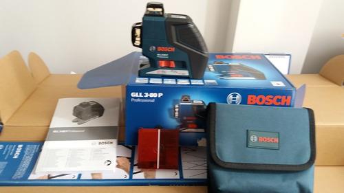 nivel laser bosch autonivelante 3 lineas gll 380 360 grados